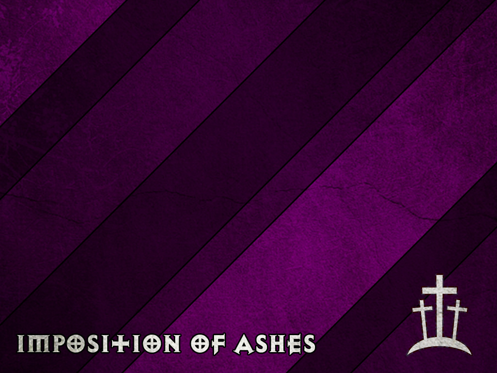 Imposition of Ashes